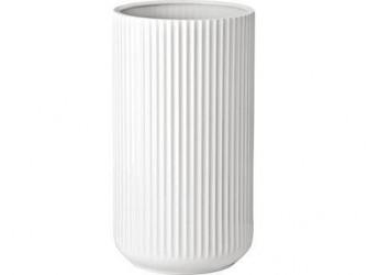 Lyngby Vase Hvid 35 cm