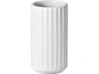 Lyngby Vase Hvid 6 cm