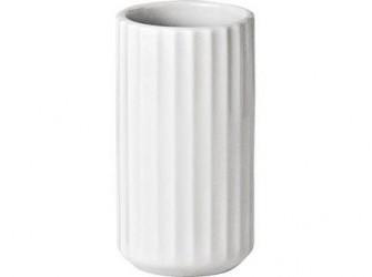 Lyngby Vase Hvid 9 cm