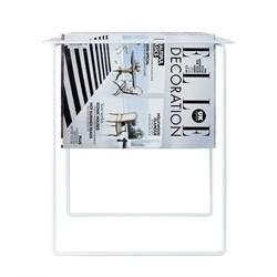 Magazine Grill - Hvid