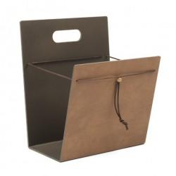 Magazine holder (bronze)