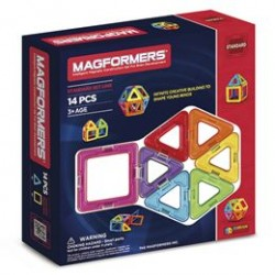 Magformers - 14 dele