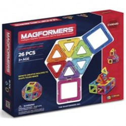 Magformers - 26 dele