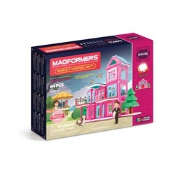 Magformers 3034 sweet house set