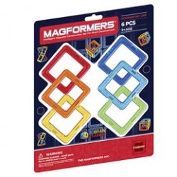 Magformers - 6 dele