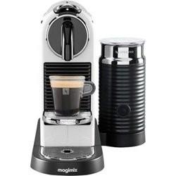 Magimix Citiz & Milk Freestanding Espresso machine 1L White