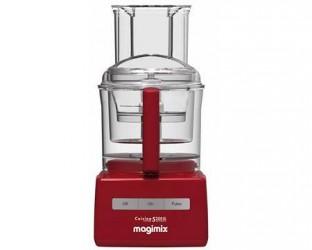 Magimix Jubileum 5200 XL Foodprocessor 1100W rød