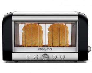 Magimix Vision Brødrister 2 skiver sort/stål