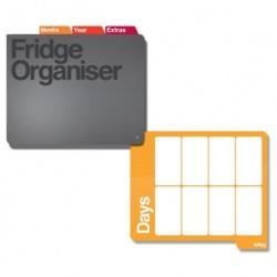 Magnetisk kalender (fridge organiser)