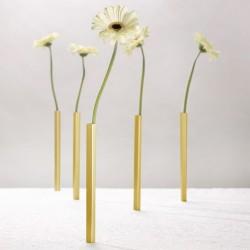 Magnetiske vaser (5 stk/guld)
