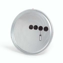 Magnettavle (zink)