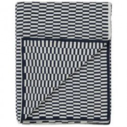 Marc OPolo plaid - Yara - Indigo Blue