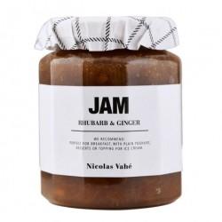 Marmelade (rabarber & ingefÆr)