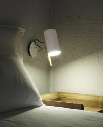 Marset Scantling væglampe - Hvid