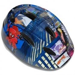 Marvel Spiderman cykelhjelm til børn