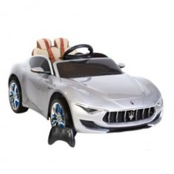 Maserati elbil - Alfieri - Sølv