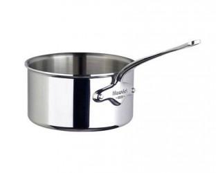 Mauviel Cook Style Kasserolle 2,5L blank stål