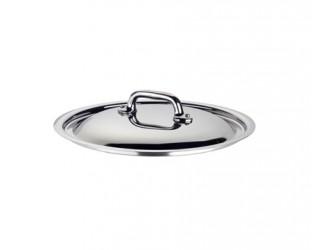 Mauviel Cook Style Låg Ø18cm blank stål