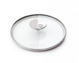 Mauviel M'360 Glaslåg Ø24cm glas/stål