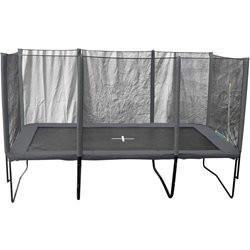 Max Ranger PRO firkantet trampolin inkl. sikkerhedsnet 457 x 305 cm