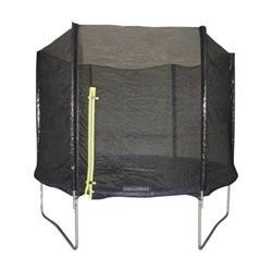 Max Ranger trampolin inkl. sikkerhedsnet Ø 396 cm - mørkeblå