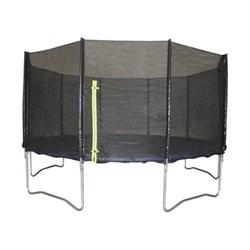 Max Ranger trampolin inkl. sikkerhedsnet Ø 457 cm - mørkeblå