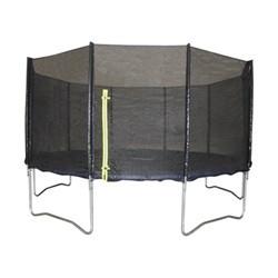Max Ranger trampolin inkl. sikkerhedsnet Ø 457 cm