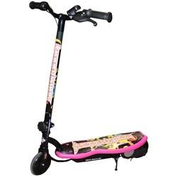 MCU-Sport EL-Løbehjul Dark Plus 24V Pink