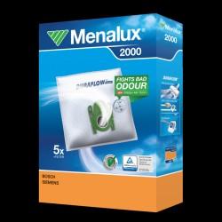 Menalux støvsugerposer 2000 til Bosch og Siemens støvsugere