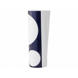 Menu Verner Panton Kande - 0,8 liter - Hvid/marineblå