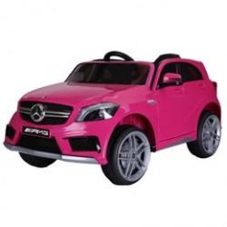 Mercedes elbil - A45 - Pink