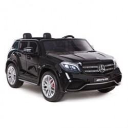 Mercedes elbil - GLS63 - Sort