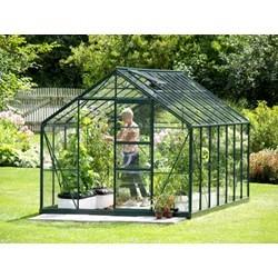 Merkur drivhus 11500 Grøn-Glas