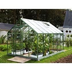 Merkur drivhus 9900 Grøn-Glas