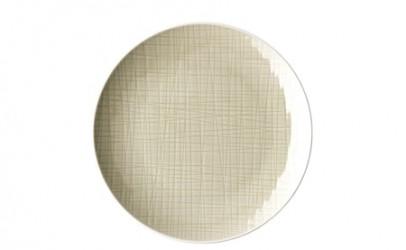 Mesh Cream Tallerken 19 cm