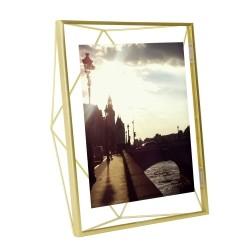 Messing Prisma fotoramme - 20x25 cm