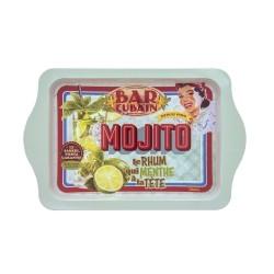 Metal bakke - Mojito