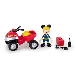 Mickeys brandmands ATV