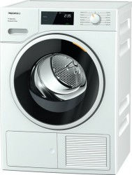 Miele Tsf643wp Kondenstørretumbler - Hvid