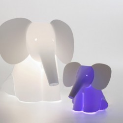 Mini zoolight (elefant)
