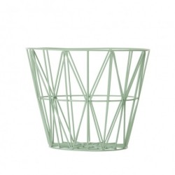 Mint wire basket (mellem)