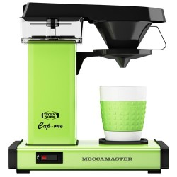 Moccamaster kaffemaskine - Cup-one - Fresh Green