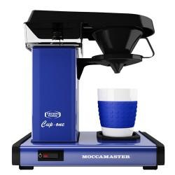 Moccamaster kaffemaskine - Cup-one - Royal Blue