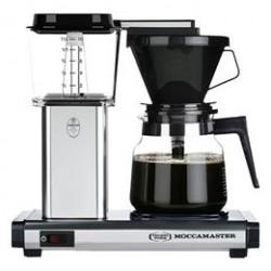 Moccamaster kaffemaskine - H931 AO Homeline - Polished silver