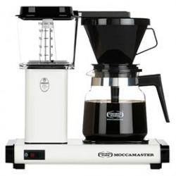 Moccamaster kaffemaskine - H931 AO Homeline - Polished white