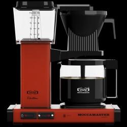 Moccamaster kaffemaskine - KBGC 982 AO - Brick Red