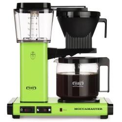 Moccamaster kaffemaskine - KBGC 982 AO - Fresh green