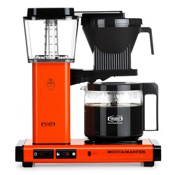 Moccamaster kaffemaskine - KBGC 982 AO - Orange