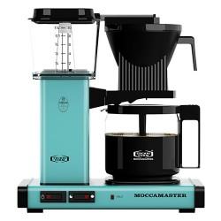 Moccamaster kaffemaskine - KBGC 982 AO - Turquoise