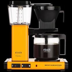 Moccamaster kaffemaskine - KBGC 982 AO - Yellow pepper